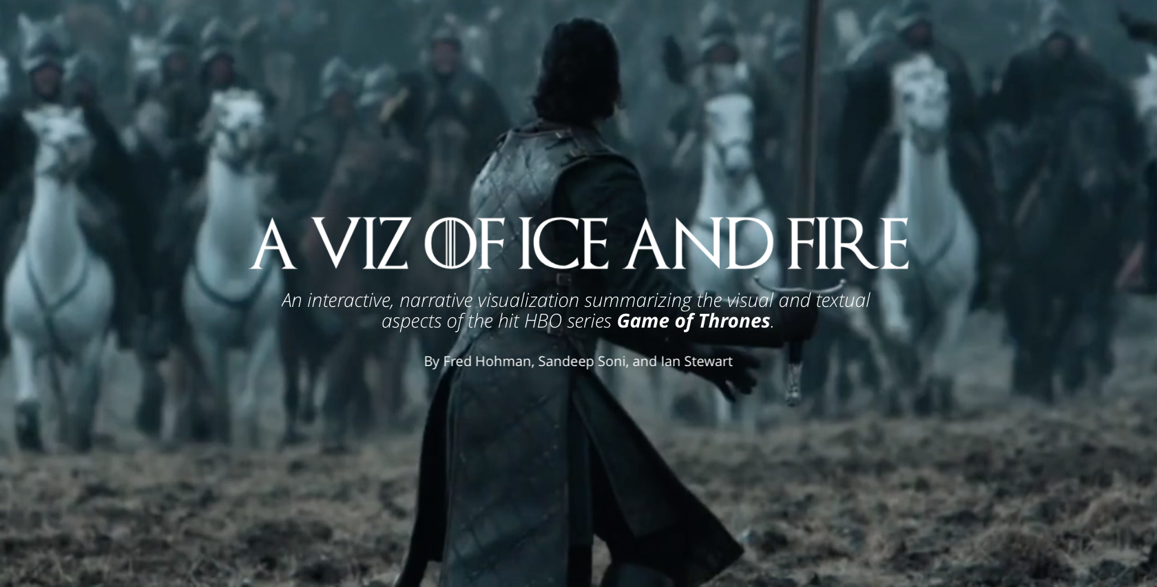 A Viz of Ice and Fire.