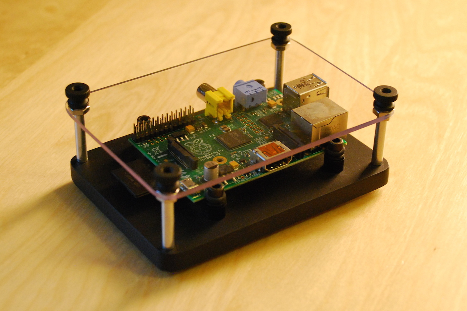 Raspberry Pi Case.